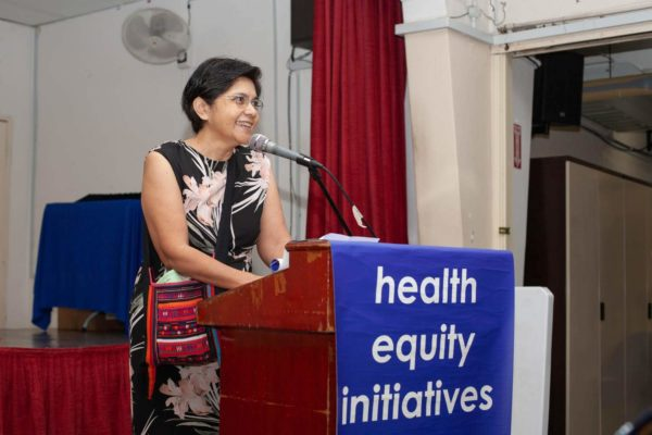 2019_CHW_Training_Executive Director, Ms. Asha Singh-Lim
